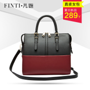 Problem 2015 spring/summer trend of the new ladies bags leather handbags leather shoulder diagonal with the bag