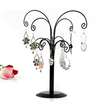 Metal Iron willow Earrings Rack Necklace rack Jewelry display frame jewelry display frame