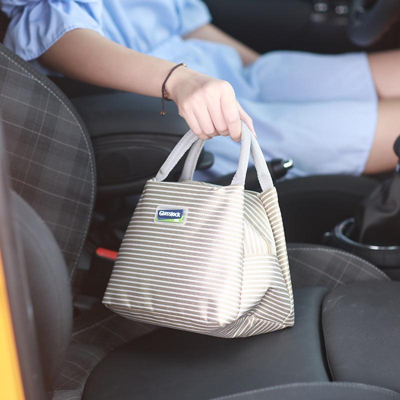 GlassLock акции портативный сохранение тепла коробка для завтрака мешок легко мешок питания легко малый пакет мешок ридикюль