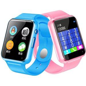 儿童智能打电话手表360防水GPS定位手机学生安卓苹果OPPO三星华为