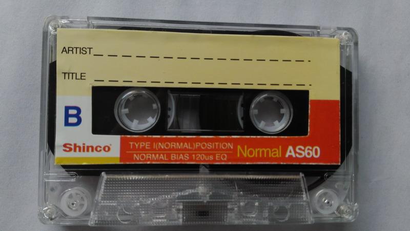 Аудиокассеты Артикул 525980408095