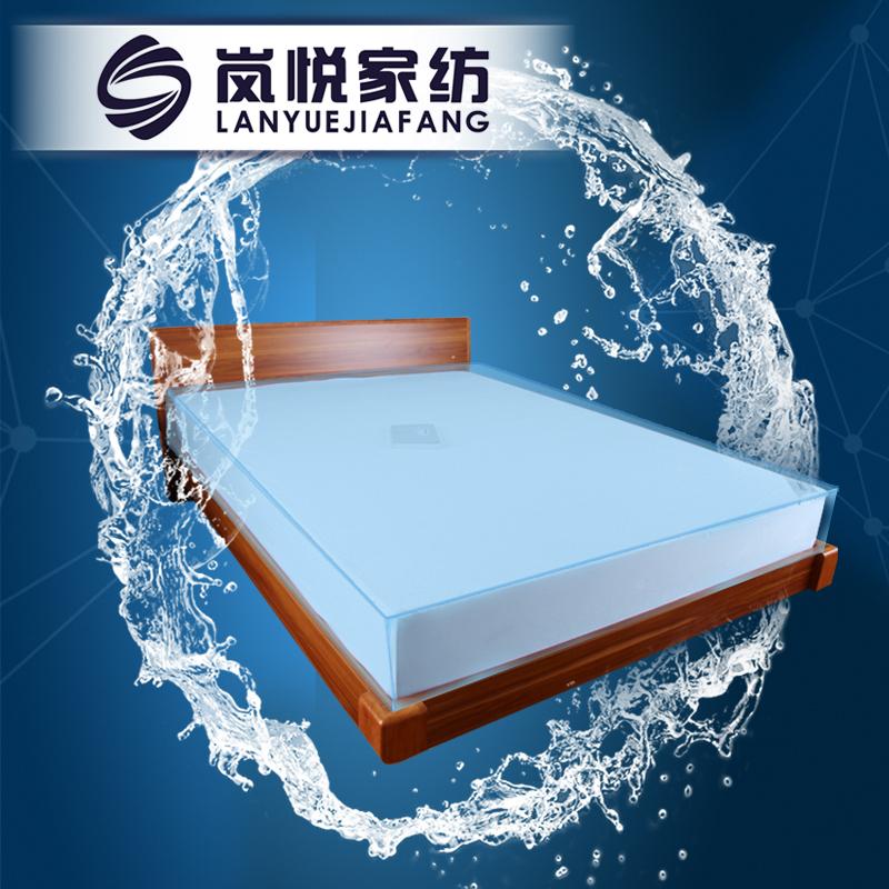 送防水枕套U8純棉防水床笠床罩隔尿透氣 防蟎席夢思床墊保護套罩