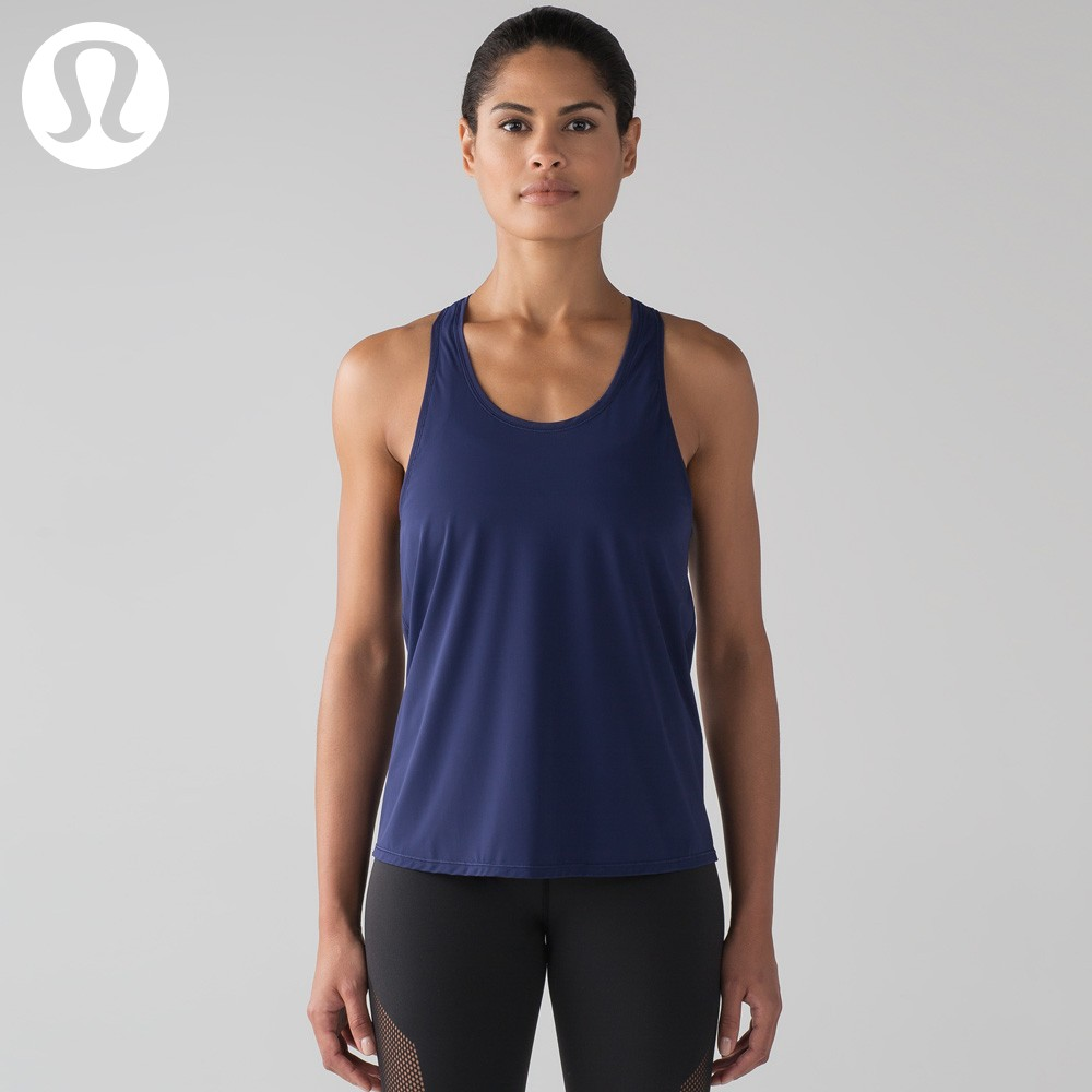 lululemon丨Two With One女士瑜伽运动背心LW1AFOS