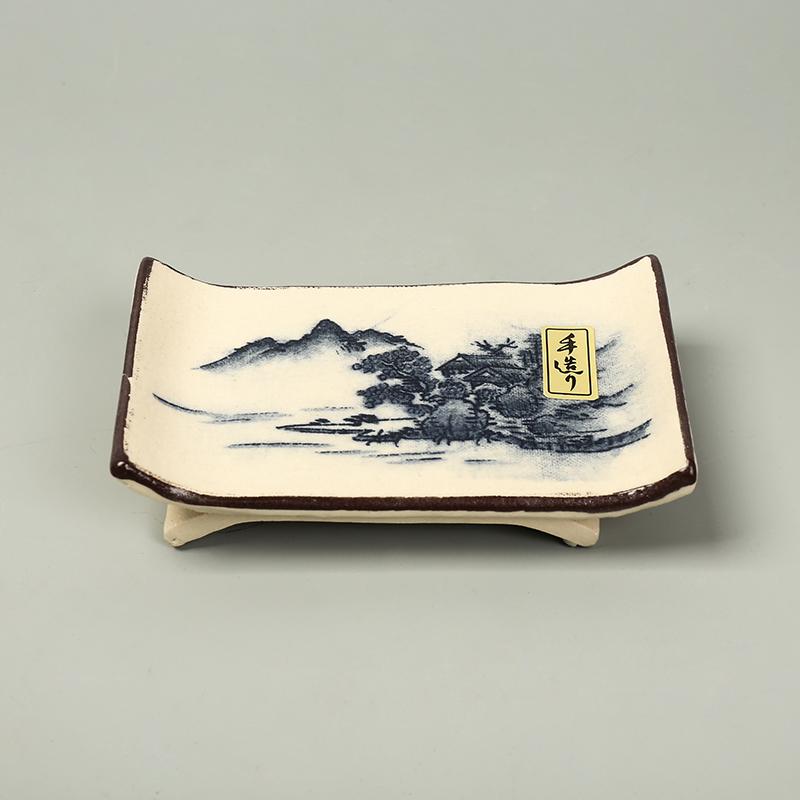 Япония ручной работы родник чернила кровать исключительно вручную керамика устройство , ручная роспись фарфор устройство высококачественных культура дом четыре сокровище церемония