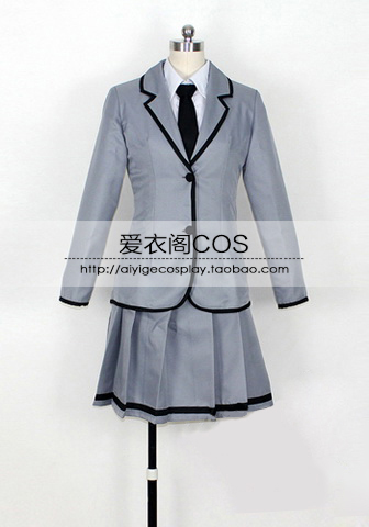 Assassinate classroom Mao Yefeng Aotian Aimei Changqiu school uniform cosplay