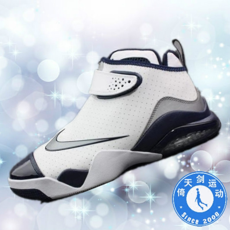 美��公司�Nike Zoom Flight Club白�mJR Smith扣�@�354183-104