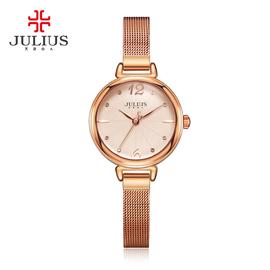 包邮Julius聚利时2016石英机芯手表时尚防水韩版女日韩腕表JA-934图片