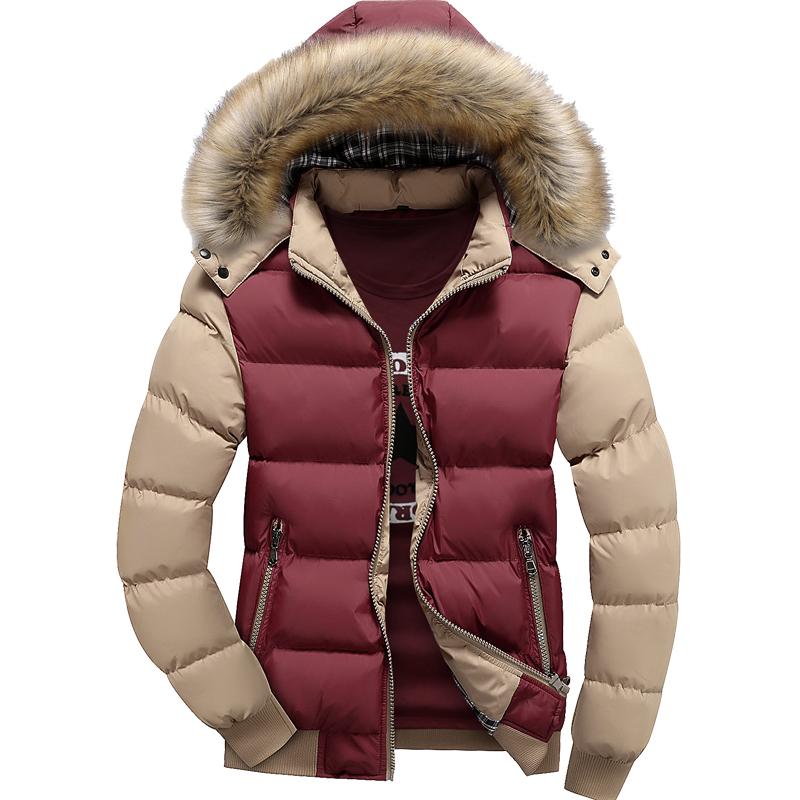 проложенные 2015 новый Хлопок Одежда мужская хлопка проложенные Одежда зимняя молодежи короткий город мальчика Куртка Пальто мужские зимние пальто