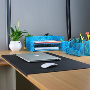 鼠标垫 办公桌垫 写字桌垫 加厚鼠标垫超大 电脑桌垫 无异味桌垫