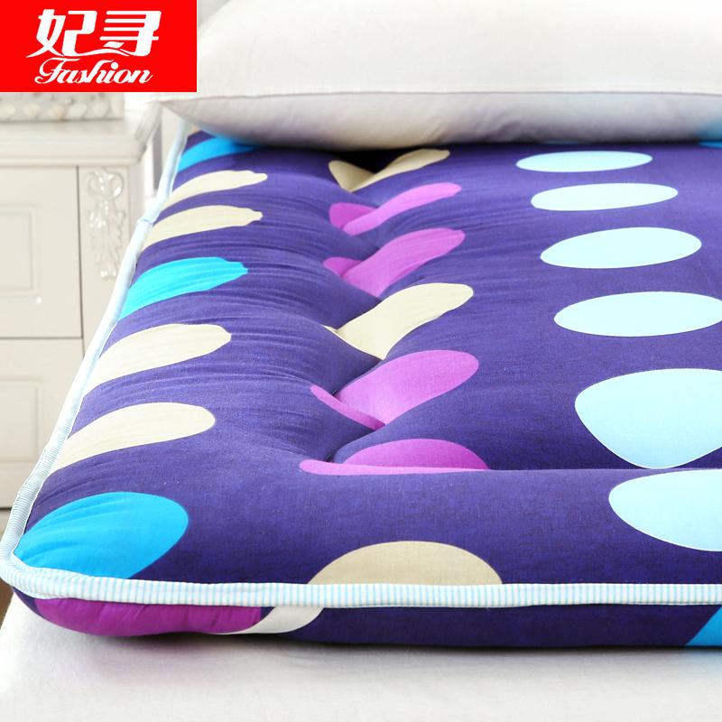 加厚床墊1.5m床單人雙人榻榻米床褥子墊被學生宿舍1.8米海綿床褥