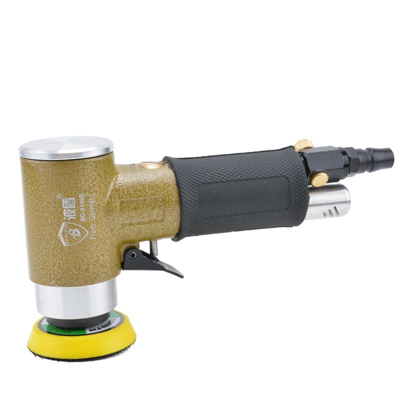 波盾 气动抛光机 磨光机 打磨机 50mm砂纸机 砂光机 BD-0149,可领取5元天猫优惠券