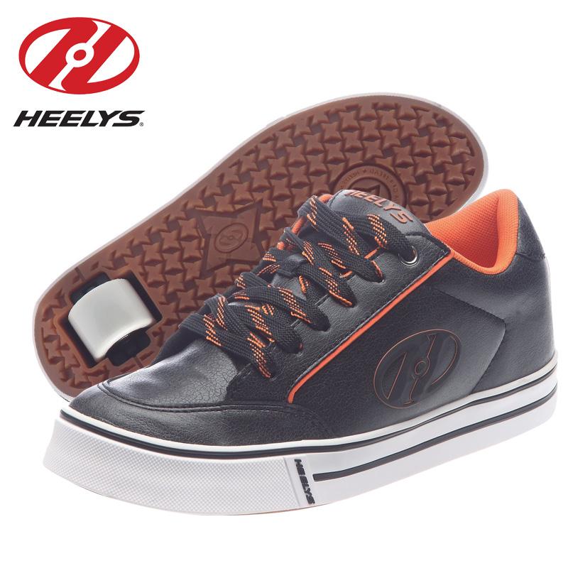 Новый Heelys Heelys детей подлинной колесо вручную для мужчин и женщин Соединенных Штатов коньки 7692