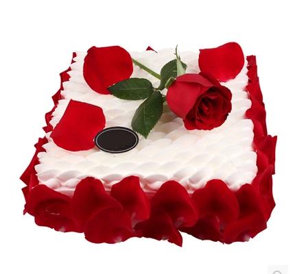青岛包头北京上海合肥成都临沂济南温州新鲜创意卡通蛋糕同城速递