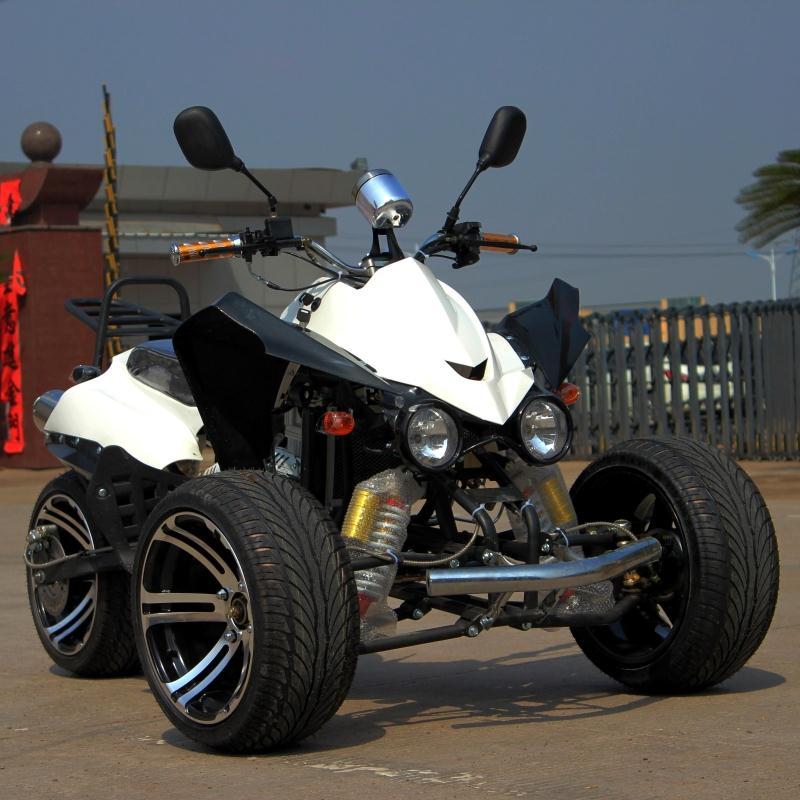 125CC-250CC倒三轮沙滩车改装新款三轮摩托车越野车公路赛个性双