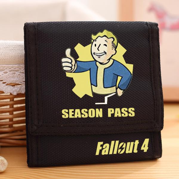 VaultBoy излучения fallout 4 кошелек мальчик Fallout4 игра периферической воздействия пыли для отдыха