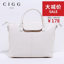 CIGG lady handbags 2015 new leather handbag handbag women summer fashion trend one shoulder inclined across packages