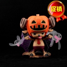 Anime avenue One piece Pumpkin Joe, Pumpkin ghost Joe's bar Halloween and boxed hand bag mail