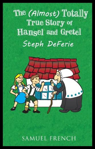 【预售】The (Almost) Totally True Story of Hansel and Gre