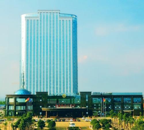 邵东邦盛国际大酒店高级套房