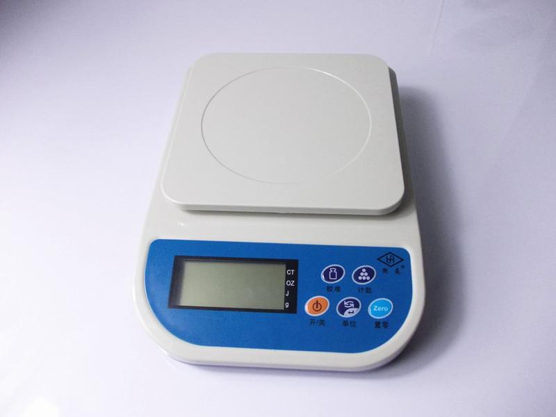 厨房秤电子称厨房秤烘焙秤克秤中药称电子秤1200克特价高精度0.2g
