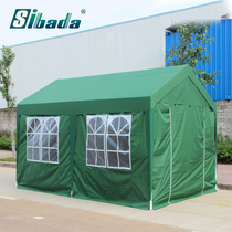 Sibada Outdoor shed parking shed home car sunscreen awning anti-rain activities advertising Tent