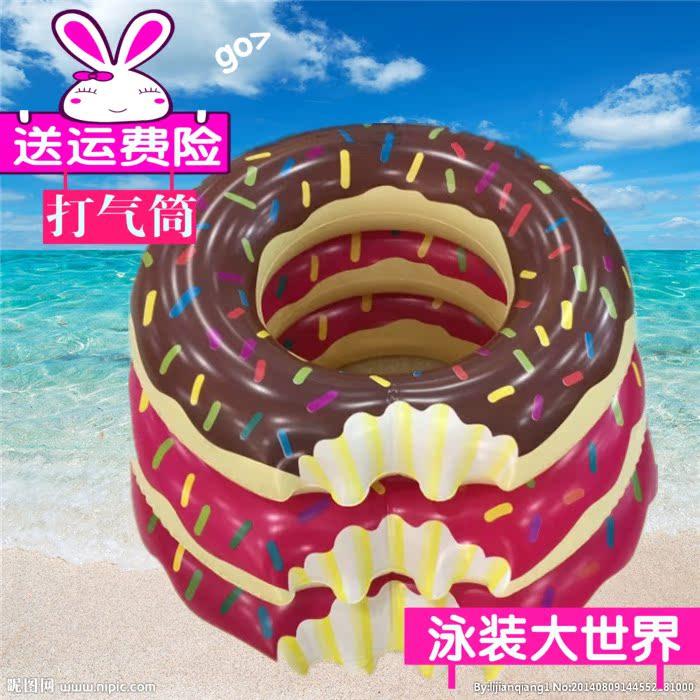 Подлинное аутентичные взрослых надувные клубники сладкий ребенок универсального спасения жизни стул женщина плавает на воде круг кольцо почта