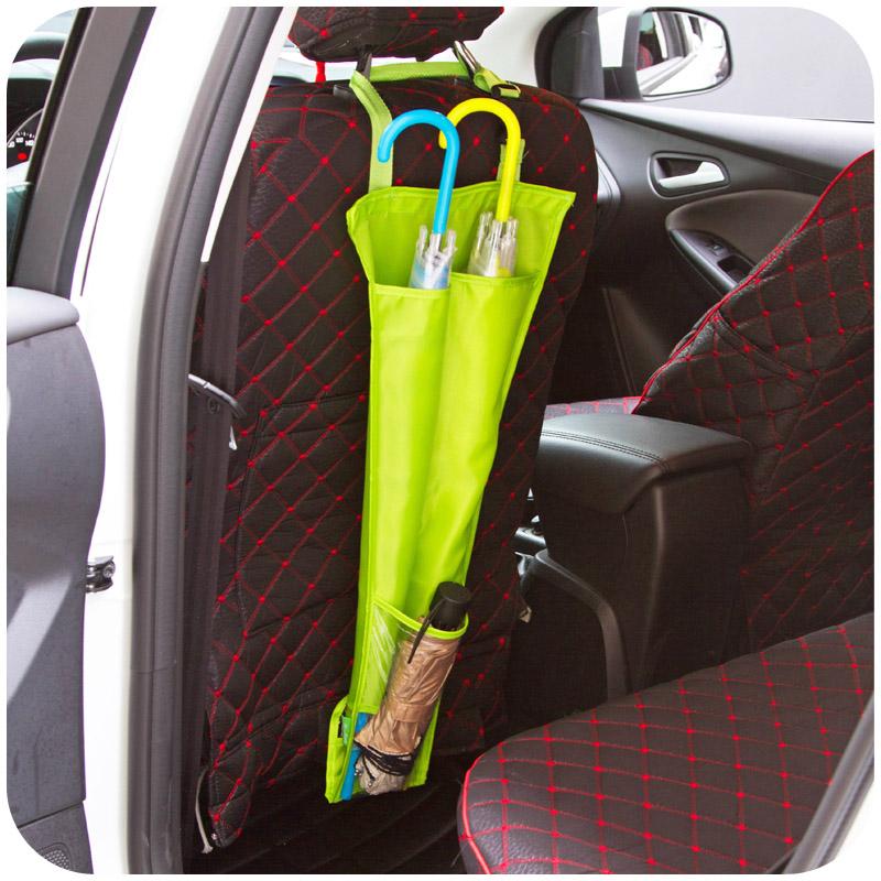 Простая ткань сумки с зонтиком у себя дома автомобиль зонтик хранения сумку автомобиль зонтик мешок