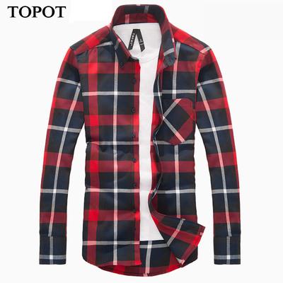 Мужская рубашка TOPOT 30011