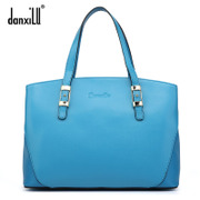 Danxilu women bag 2015 new trend handbag Europe ladies leather ladies bags slung portable shoulder bag