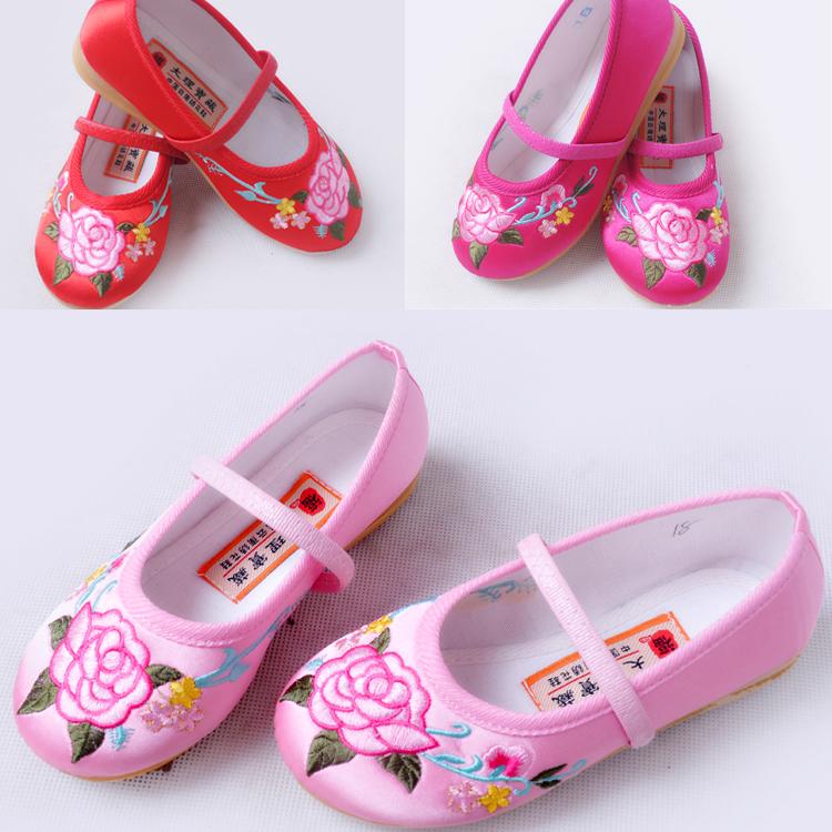 16 год противоскользящее руки работа ткань обувная тигр обувной ребенок старый пекин ткань обувная женщина стеллер обувной вышитый обувной сухожилие обувь женская