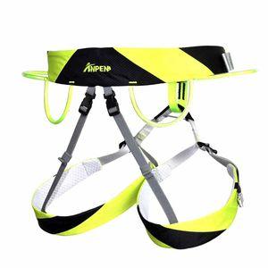 ANPEN安攀户外攀岩高空作业半身安全带登山安全腰带攀登1202HK