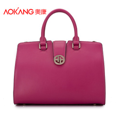 Aucom new Europe surge casual big elegant fashion ladies hand shoulder slung bags for mail