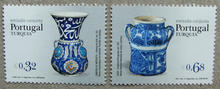 Portugal and Turkey joint distribution: porcelain pottery (2009) 2