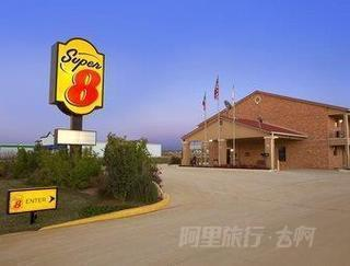 Super 8 Motel - Pleasanton