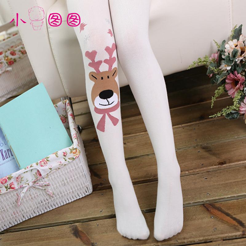 Весной малыш пачка свинья брюки маленьких детей Детские носки детские носки леггинсы чулки