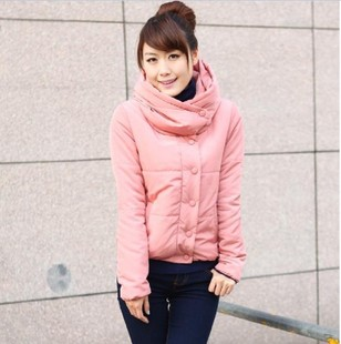 Coat female 2015 winter new Korean students tide coat cotton jacket a short paragraph down padded version of the word