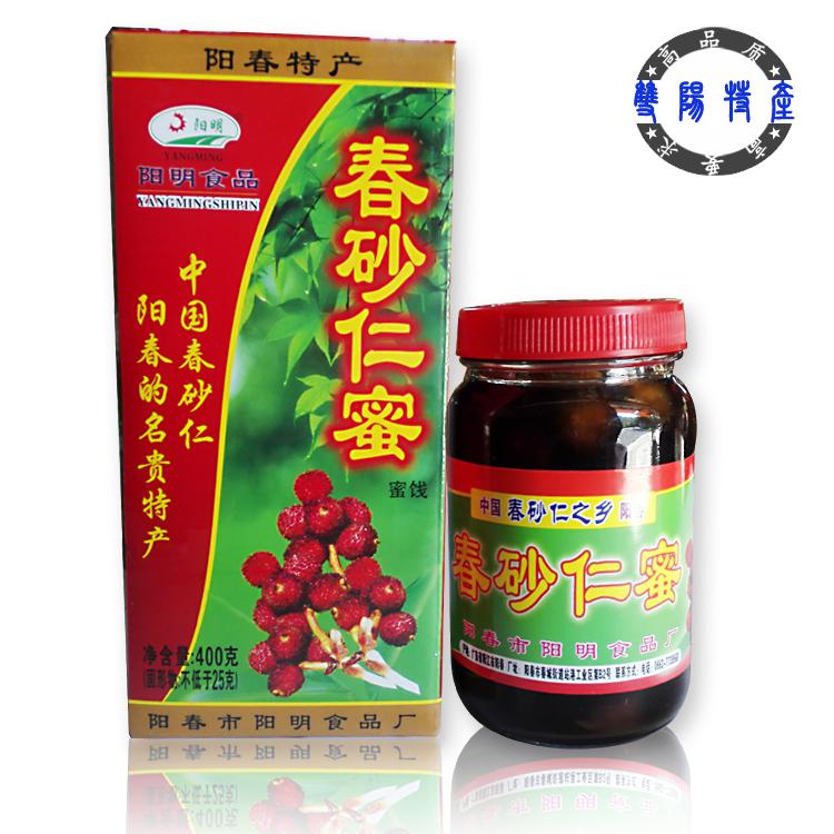 400 г в коробке с медом с медом из меда с медом из песка Renchun specialty bottle 2 верх бесплатная доставка по китаю
