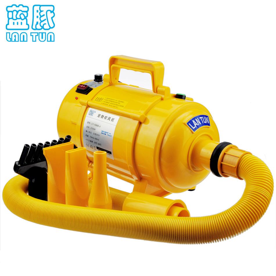 藍豚寵物吹水機寵物 狗狗吹風機大功率超靜音吹毛機臭氧發生器
