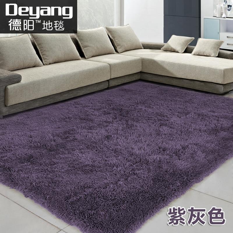 特价丝毛加厚地毯客厅沙发茶几地毯卧室床边毯定制满铺榻榻米地垫