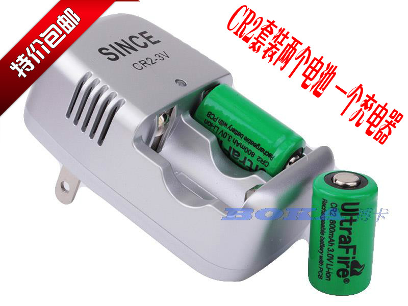 富士新款Instax 系列拍立得mini 70 CR2 CR2/DL电池套装 SP-1适用