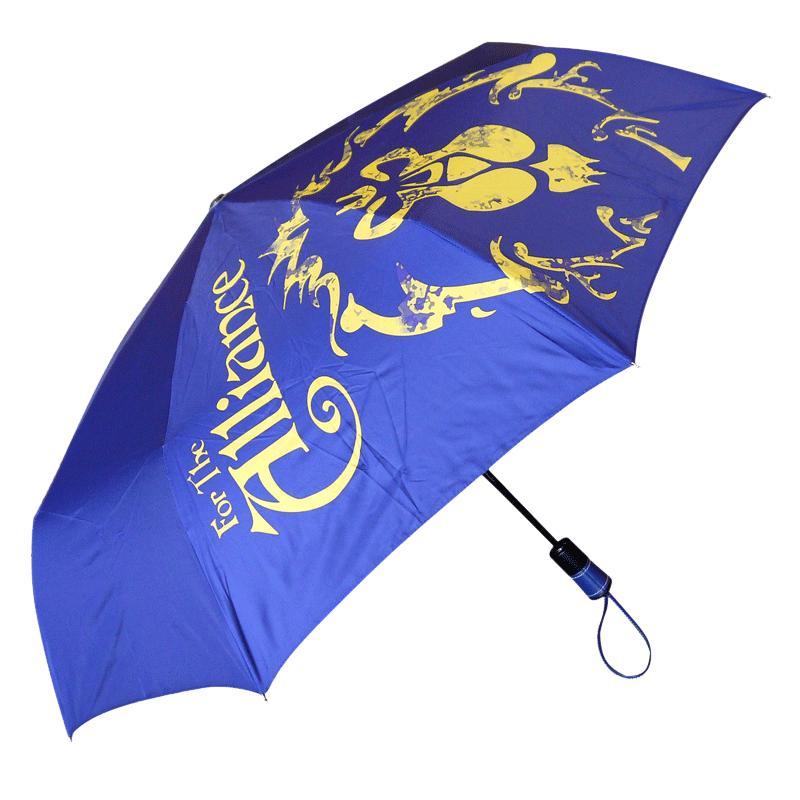 魔獸世界雨傘 聯盟版 三折折疊開全自動傘 魔獸世界周邊