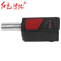 Red Camp Barbecue Electric blower small outdoor blower hair dryer computer Dust blower
