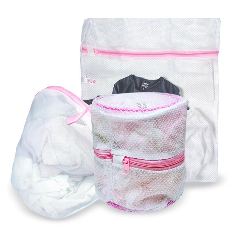 【 рысь супермаркеты 】 близко чистый J5150 мелкая сетка прачечная мешок сиху мешок 3 наборы прачечная не твайнинг противо износ