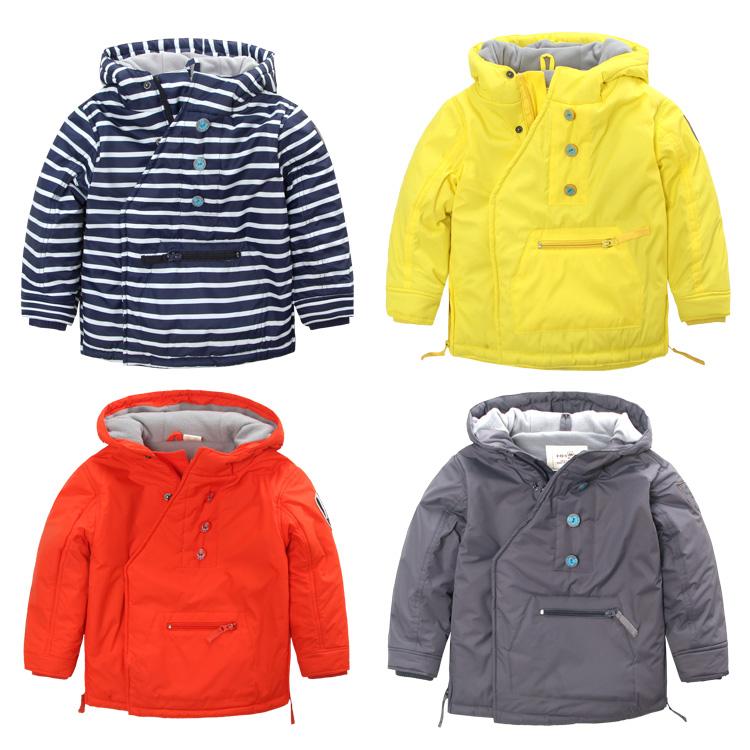Пальто осень 2015 новых мальчиков и бархатные пальто детей одежда Осень/Зима износа толщиной Анд Толстовки для детей