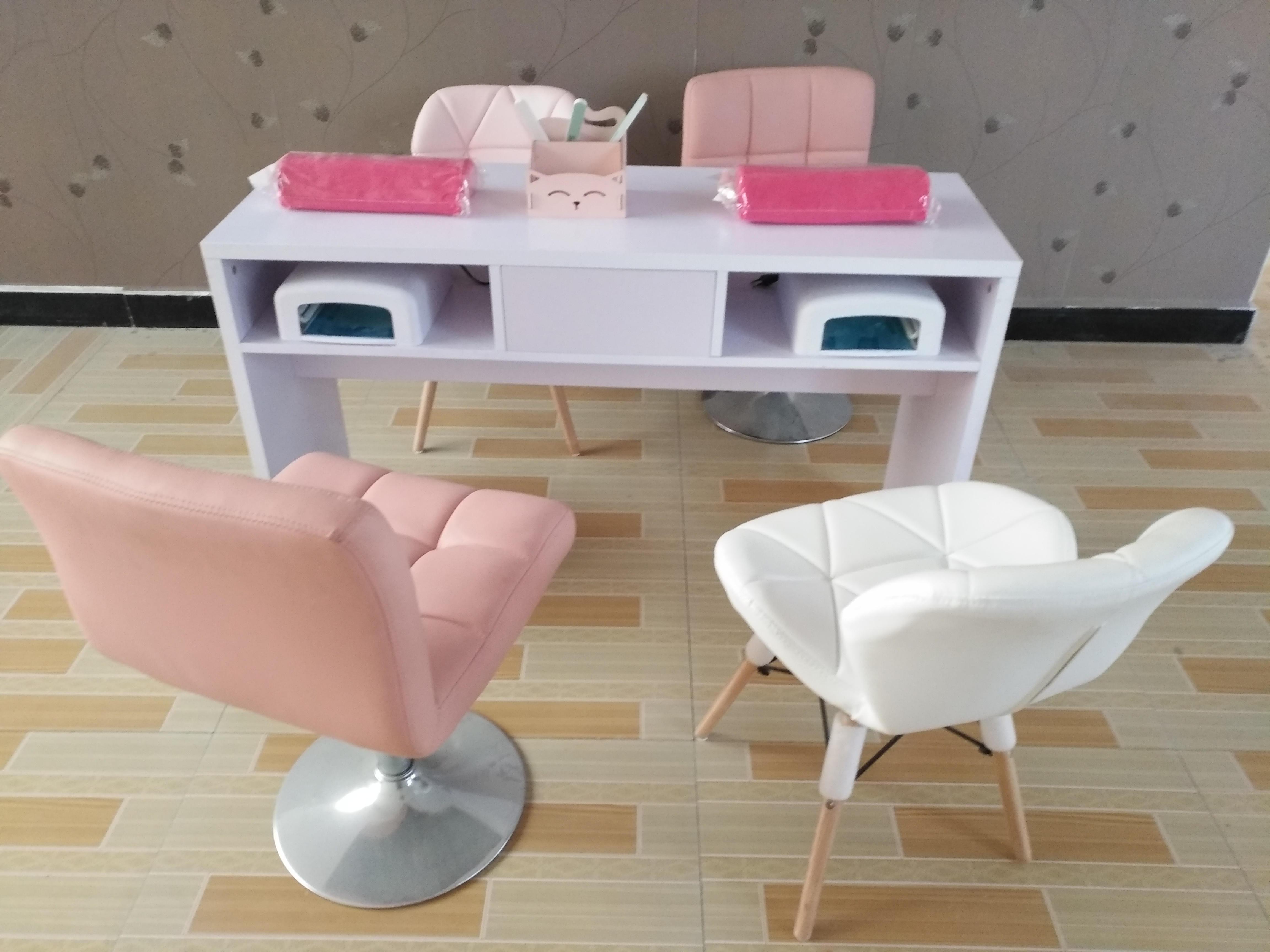 Простой один двойной три двойной гвоздь стол гвоздь тайвань ремонт броня тайвань составить столы и стулья сын стул