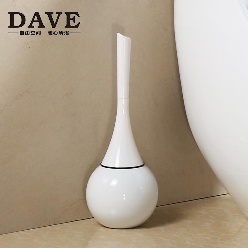 DAVE天鹅时尚马桶刷包邮