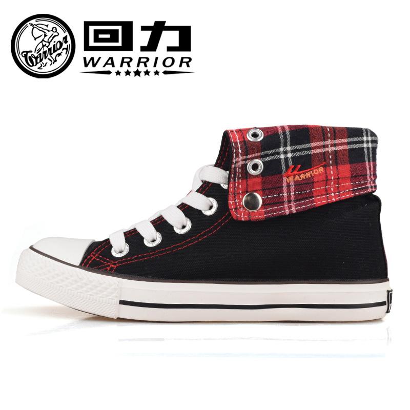 / Подлинной высокой спинкой воин Шнуровка кроссовки обувь увеличилась стелс Шанхай воин обувь WXY-48