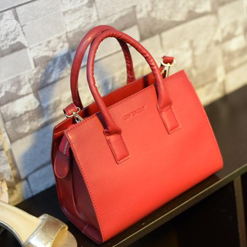 Простых моды новой женщина мешок тенденция плеча сумочку чистой убийца в Европе и Америке сумка в форме пакетов