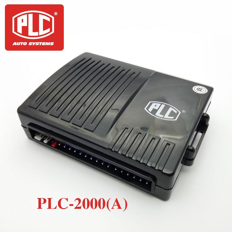 PLC-2000 автомобиль противоугонные устройства главная эвм монтаж автомобиль встряска пульт ключ ворота plc кража сигнализация