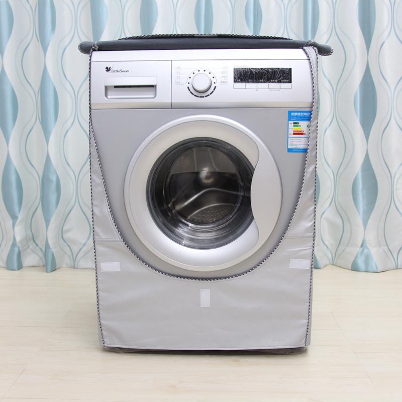 ハイアールの小さい白鳥LG博世西門のサムスンの米の三洋の専用の洗濯機のロールバックの防水の日よけカバー